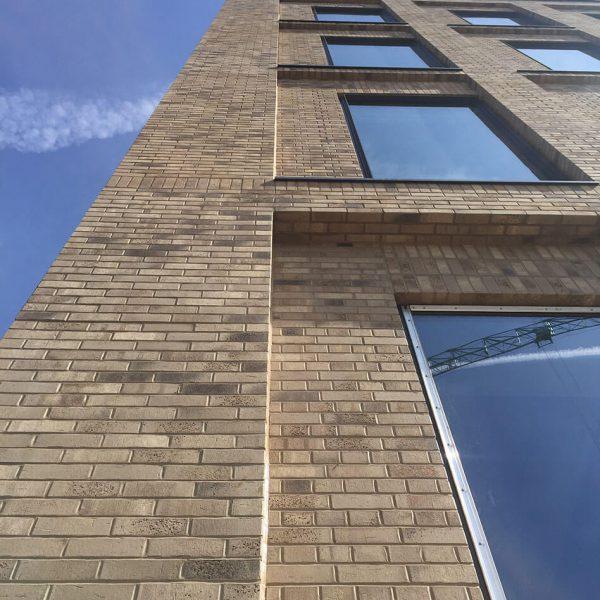brick cladding system