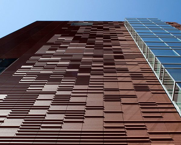 Terracotta Cladding