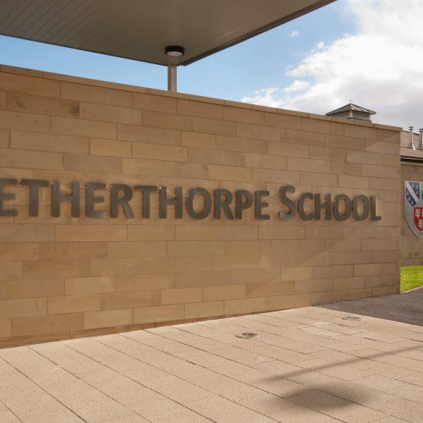 Netherthorpe School stanton moor