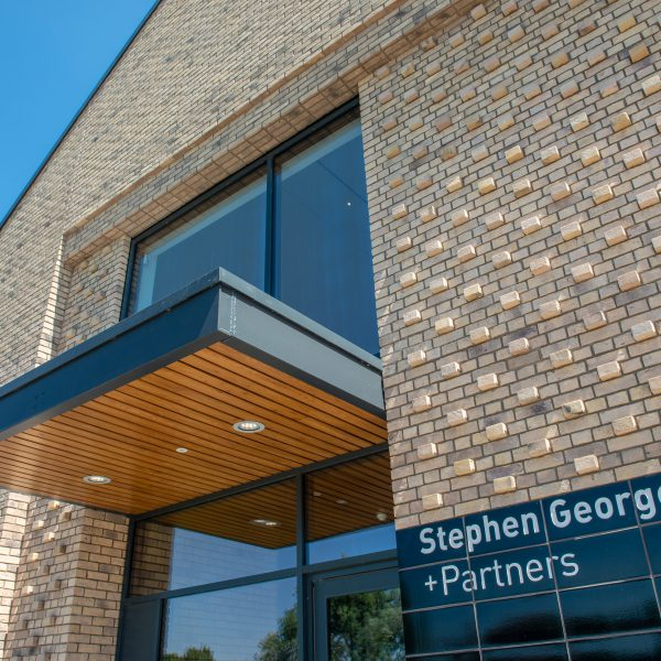 Stephen George + Partners Brick Faced Lintels & Soffits
