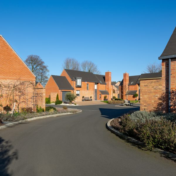 bricks and masonry housing development