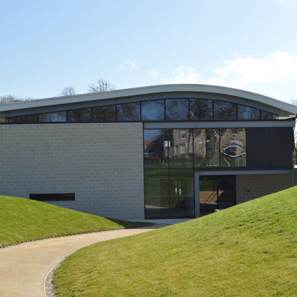 Finborough School masonry