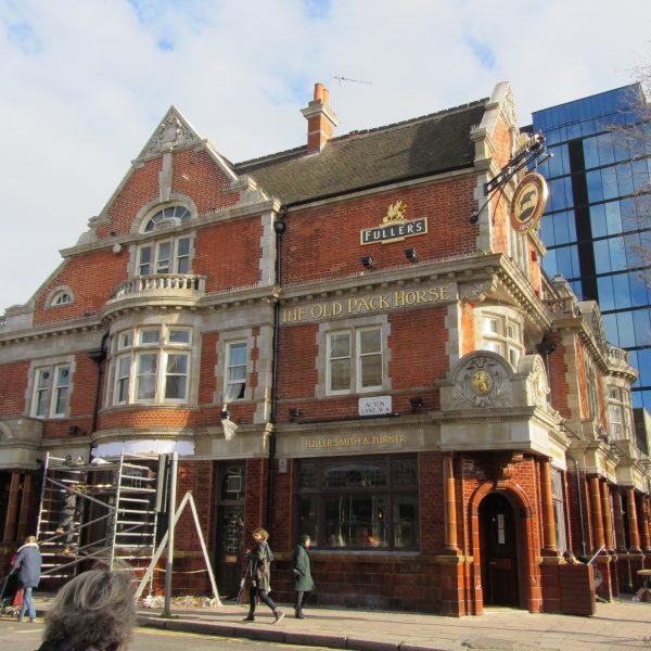Terracotta Faience pub