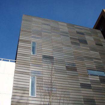 Aluminium Panels, Mesh & Flashings