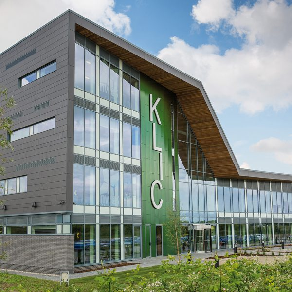 KLIC building masonry