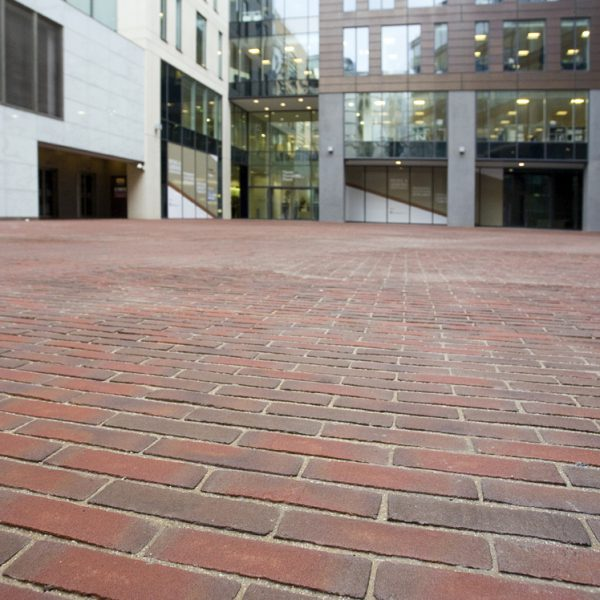 Piccadilly Place Manchester paving
