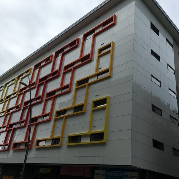 Phoenix House Student Accommodation Sunderland
