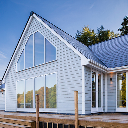Hardie Plank - Cedral Effect Cladding