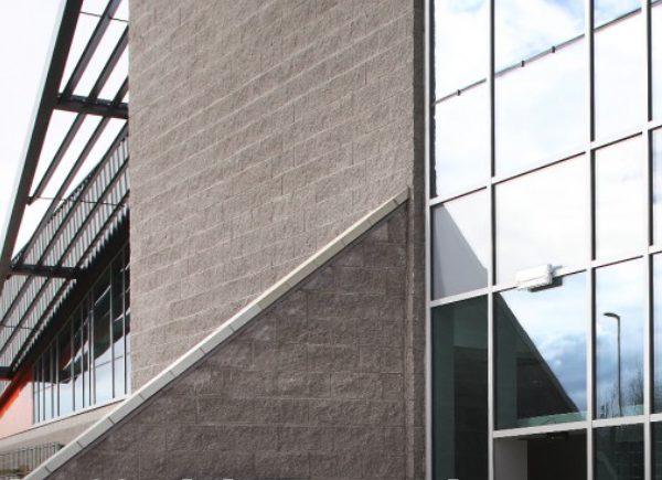 Sheffield Custody masonry