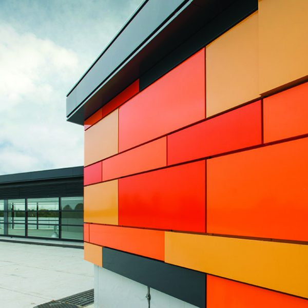Thomas Ferrens Academy Hull panels