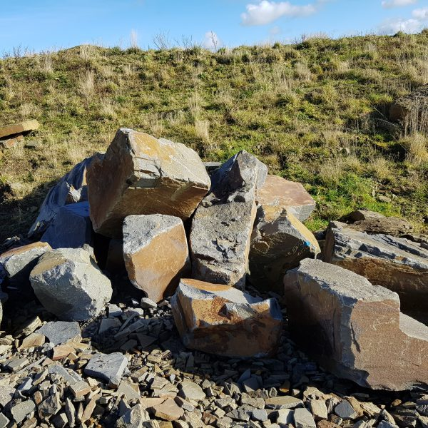 blue pennant natural boulders